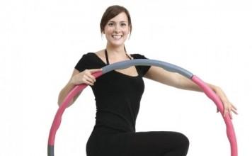 hulahopring med vægt