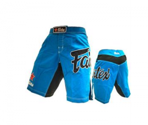 FAIRTEX MMA SHORTS BLÅ