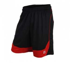 TENACITY 22TWISTED%22 MOCK MESH SHORTS SORT:RØD
