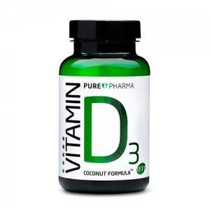 PurePharma Vitamin D3 med Kokosolie