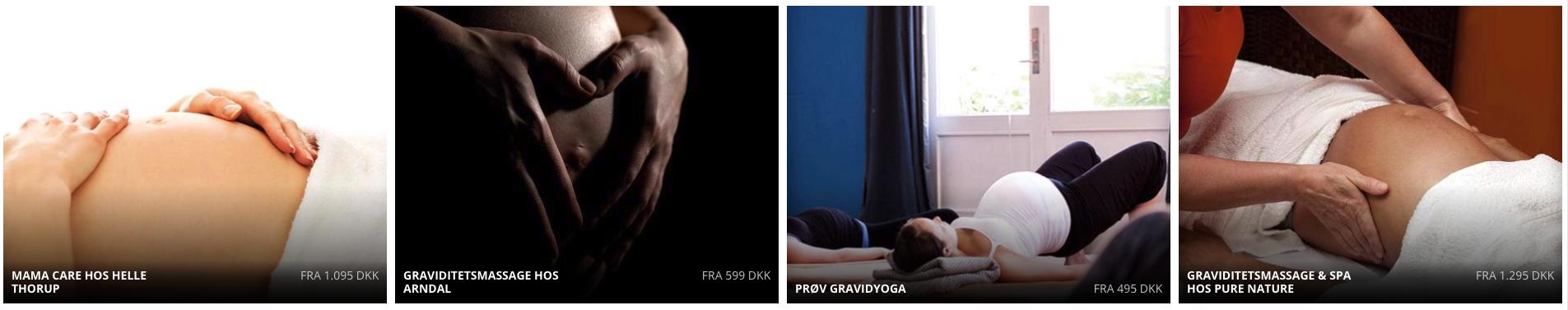 gravid massage