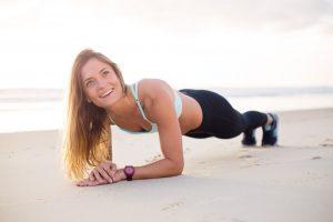 fitness kvinde